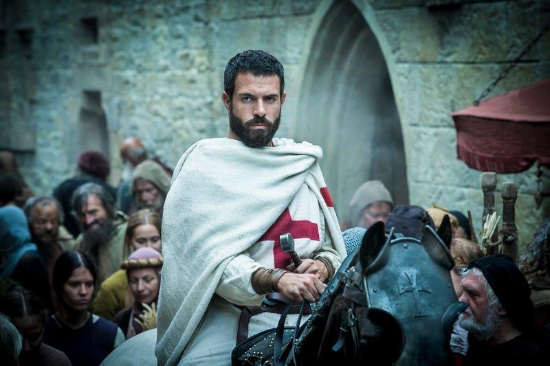 Knightfall (Photo: Larry Horricks/History)