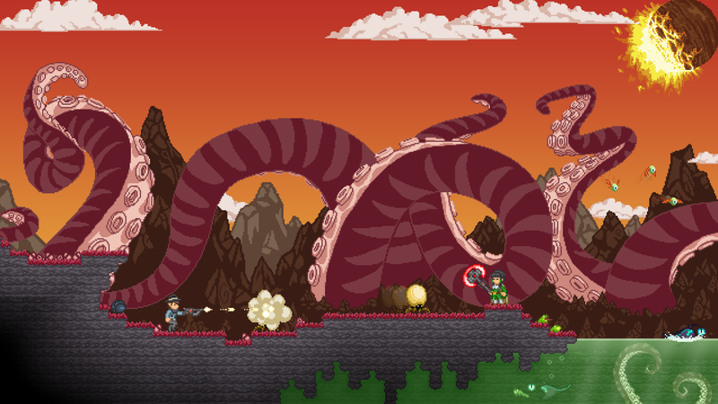 Illustration for article titled You Can Now Pre-Order Starbound!