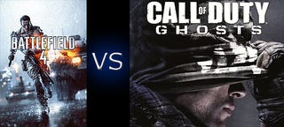 Illustration for article titled [Biased Article] BF4 vs COD: Ghosts