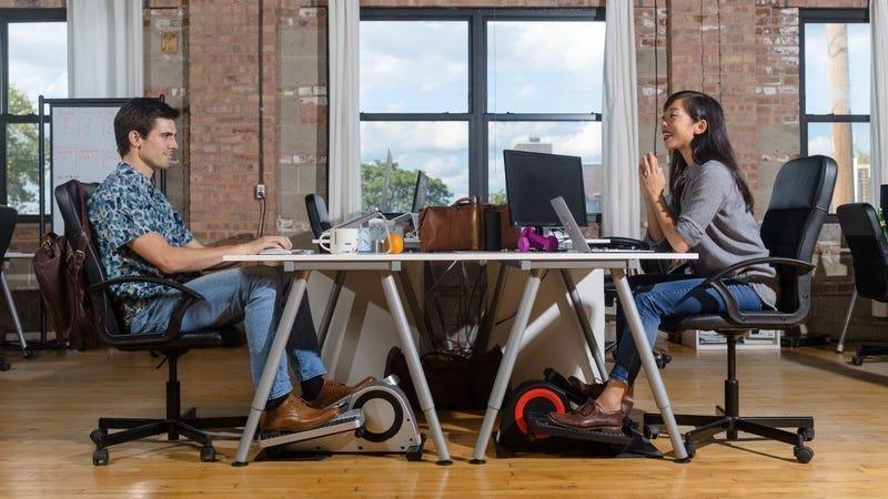 Cubii Pro Bluetooth Under-Desk Elliptical | $250 | Woot