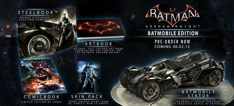 Resultado de imagen para batman arkham knight premium edition ps4