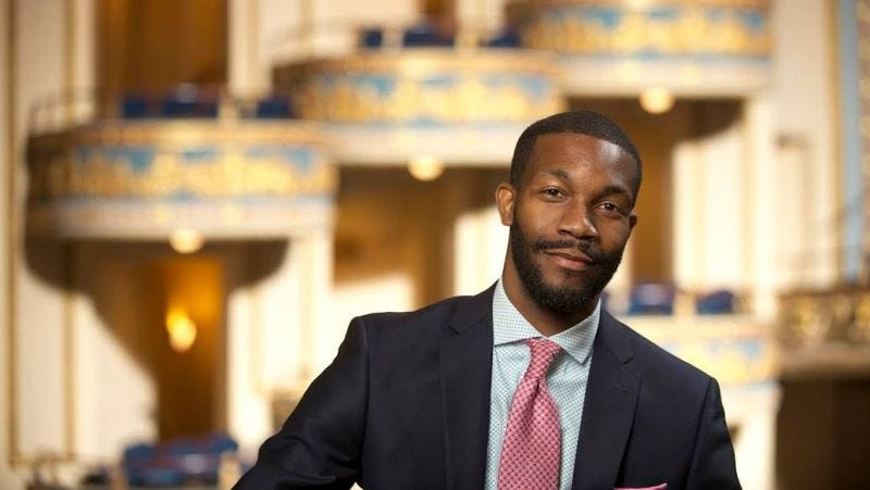 Courtesy of the Randall Woodfin campaign