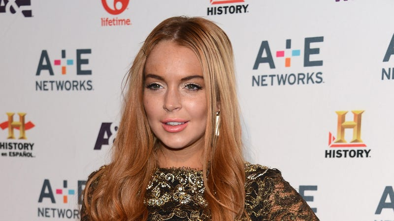Illustration for article titled Lindsay Lohan Facing Jail Time for Lying to Police, but Who Fucking Cares, It's ELECTION NIGHT