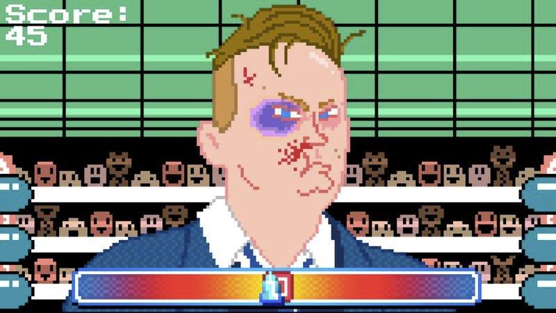 Screenshot: Punch-A-Nazi!!