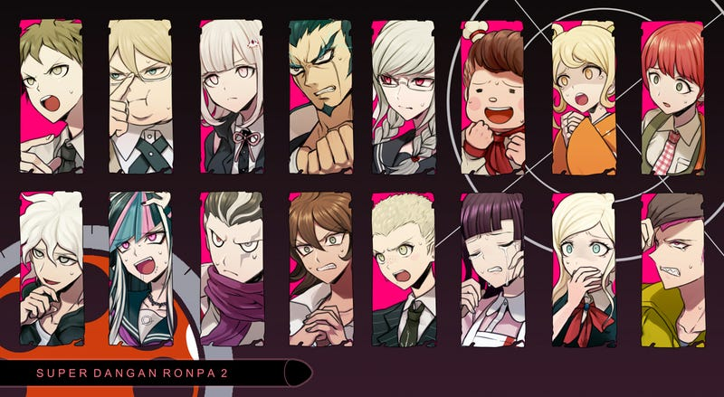 Illustration for article titled Danganronpa 2 : Goodbye Despair Limited Edition Preorder Up