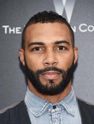 Actor Omari Hardwick in 2015Michael Loccisano/Getty Images