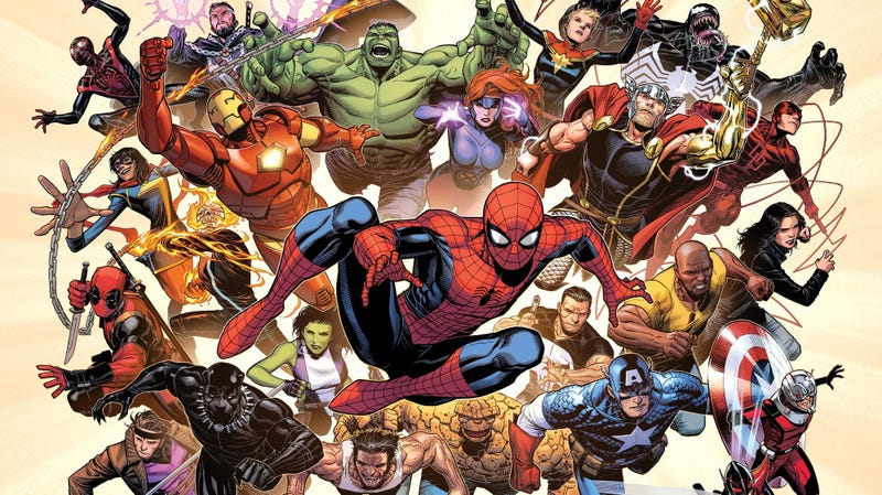 Illustration for article titled Infinity Wars, Spider-Geddons, and Immortal Hulks: The Current State of Marvel Comics (Pt. 1)