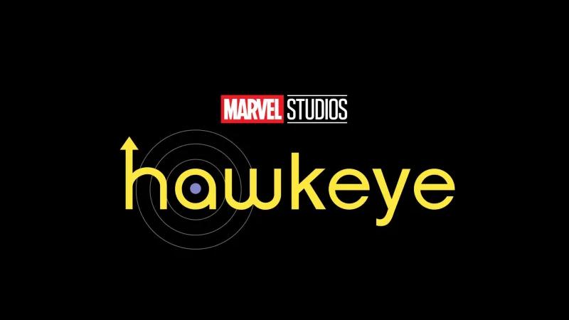Hawkeye Logo - Disney+