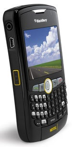 Illustration for article titled Sprint Intros BlackBerry Curve 8350i Push-to-Talk for Nextel (Why?)
