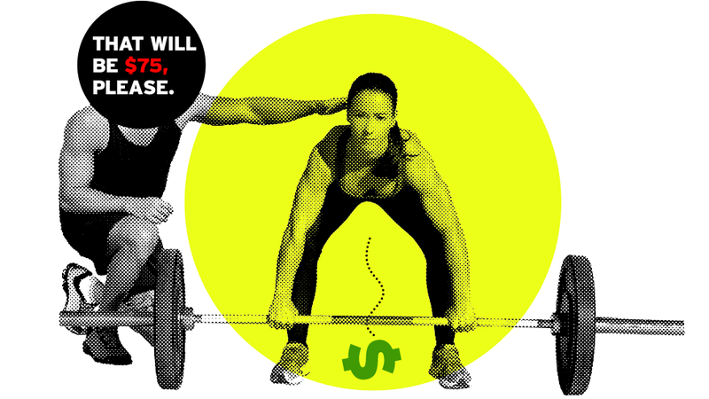Illustration for article titled Does Your Personal Trainer Suck?