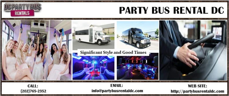 The Last Single Venture Facilitated with a Cheap Party Bus