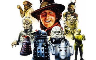 Illustration for article titled How To Discover Classic Doctor Who In 3 Easy Steps