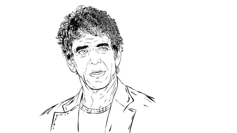 Illustration for article titled Lou Reed Loved Sports, Too