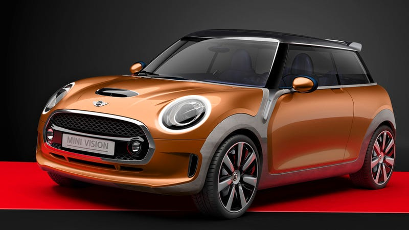 Illustration for article titled Next Mini Cooper Will Get A Plug-in Hybrid, Spawn 1,000 Other Cars