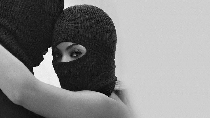 Illustration for article titled Beyoncé and Jay Z's On The Run tour plays like the best movie of 2014
