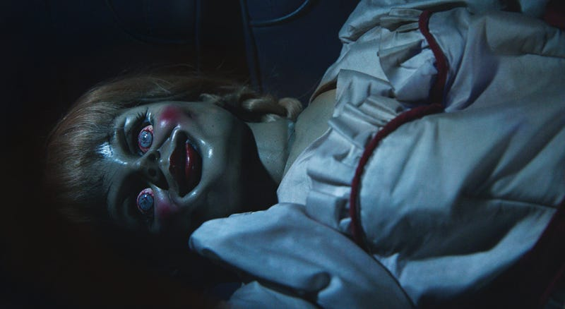that prequel about the scary doll from the conjuring is lifeless