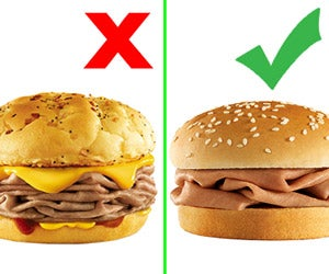 Illustration for article titled How To Make Junk Food Healthy