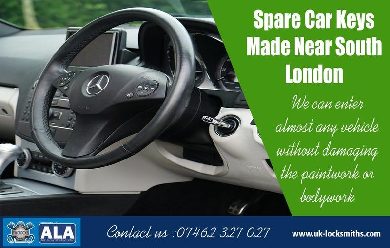 Illustration for article titled Spare Car Keys Made   near South London | Call - 07462 327 027 | uk-locksmiths.com