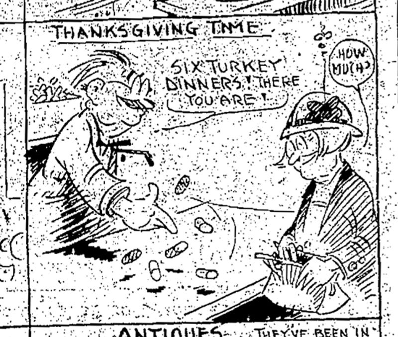 Illustration for article titled Thanksgiving Dinner Was Supposed To Be In Pill Form By Now