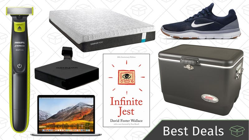 Illustration for article titled Sunday's Best Deals: Tailgating Gear, Fire TV, Philips OneBlade, Nike, and More