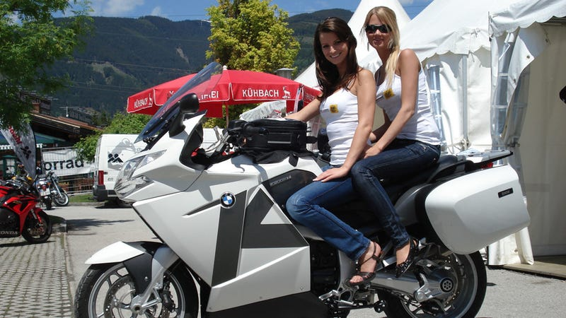 Illustration for article titled Man Sues BMW After Motorcycle Gives Him An Erection That Won't Go Away