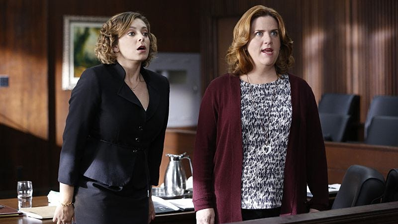 Illustration for article titled Crazy Ex-Girlfriend gives us three Rebeccas for the price of one