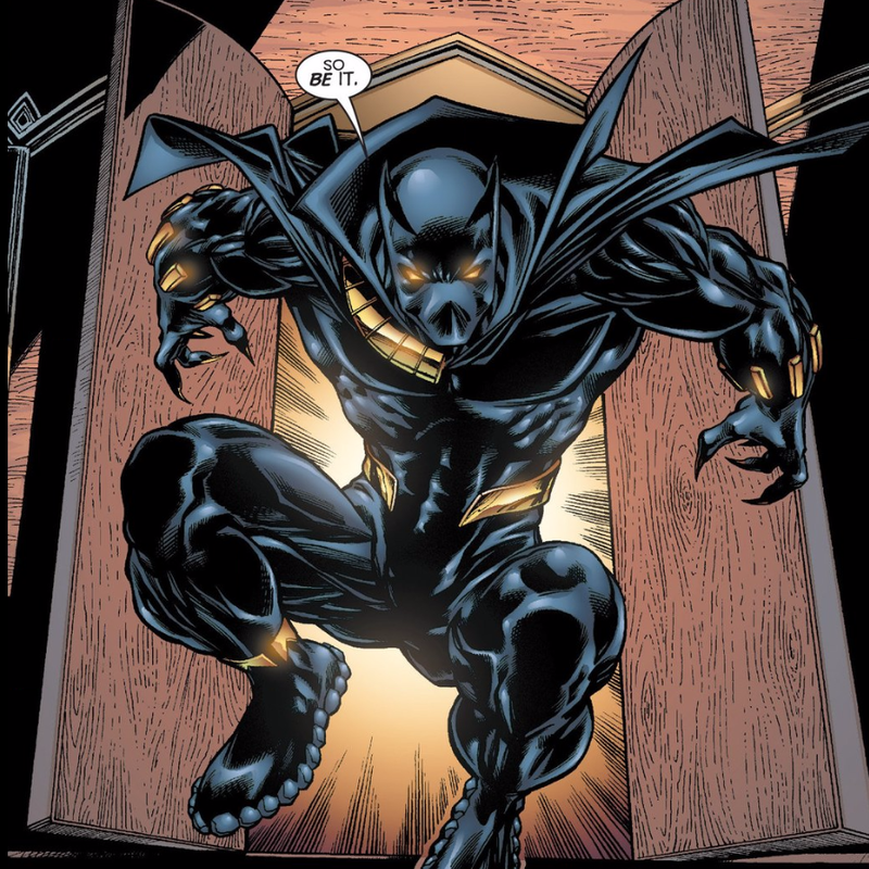 Illustration for article titled I Hope Marvel'sBlack PantherMovie Is As Good as These Comics