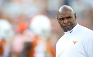 Illustration for article titled Charlie Strong Has Been Drug-Testing The Crap Out Of His Players