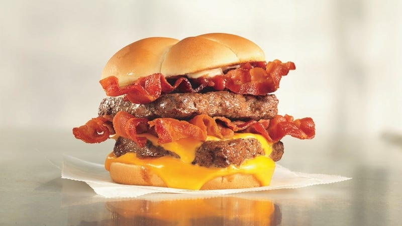 Illustration for article titled Wendy's continues being petty in extremely dumb Bacon-Off with McDonald's