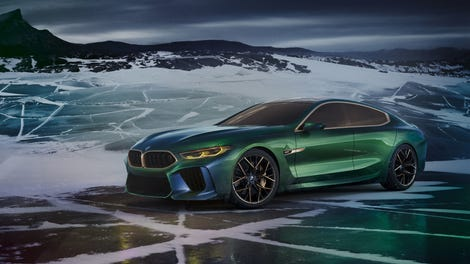 The 2019 Bmw 8 Series Coupe Is A 530 Hp V8 Stunner