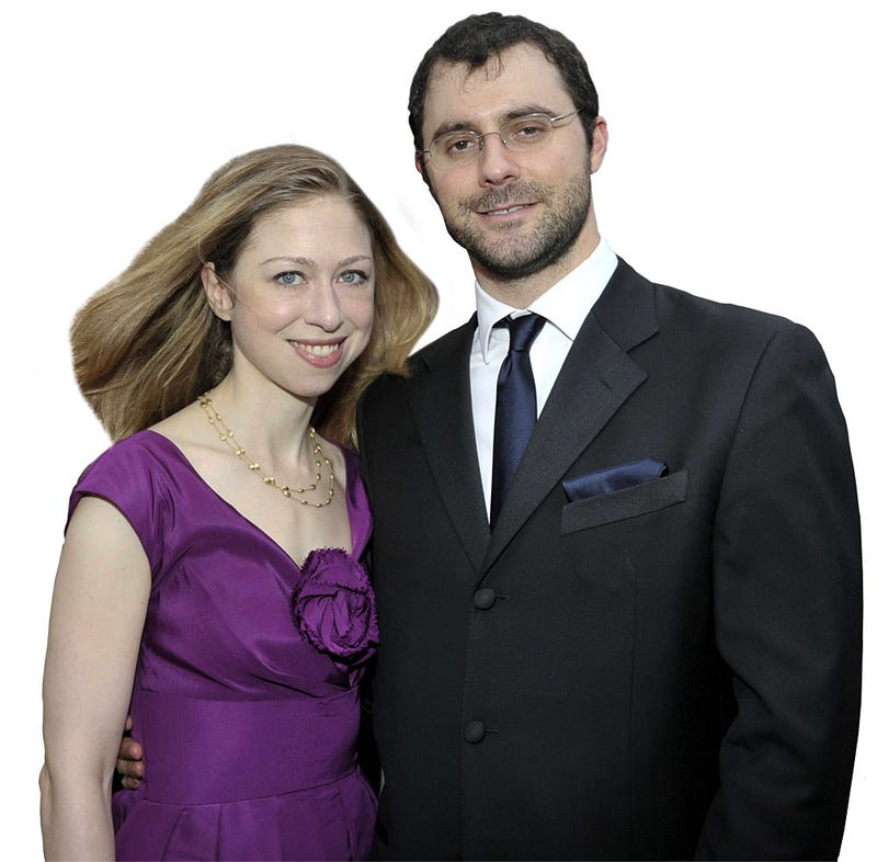 Illustration for article titled Chelsea Clinton Getting Married