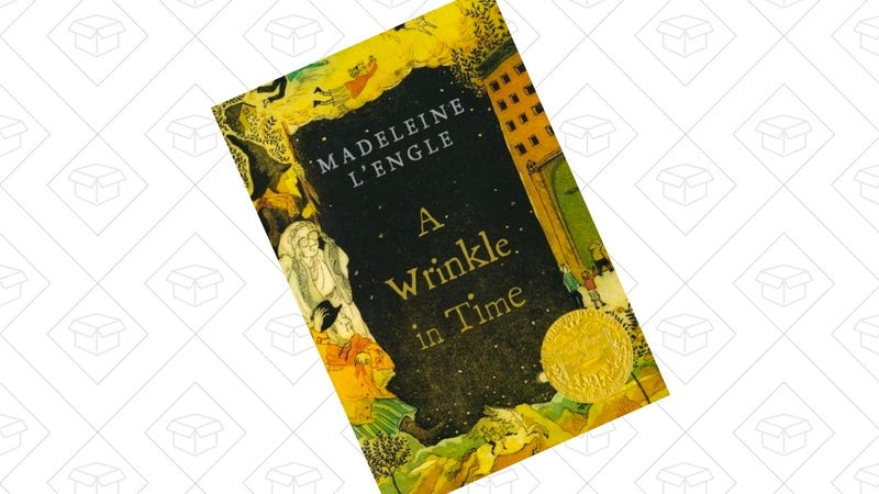 The Wrinkle in Time Quintet Boxed Set | $11 | Amazon