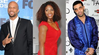Illustration for article titled Serena Williams Now Cause For Lamest Rap Beef Ever: Drake Vs. Common