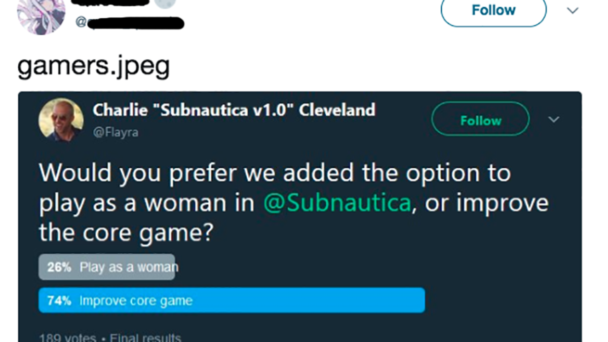 Subnautica Dev Fired Over 'Hateful' Statements