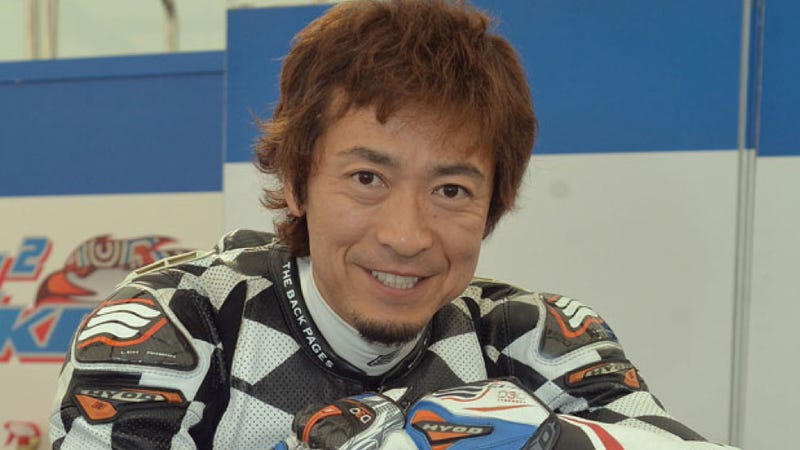 Illustration for article titled Rider Yoshinari Matsushita Killed In Isle Of Man TT Qualifying