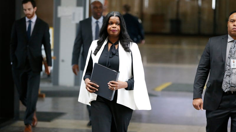 Illustration for article titled Prosecutor Kim Foxx Defends Decision in Jussie Smollett Case, Calls Police Backlash 'Disheartening'