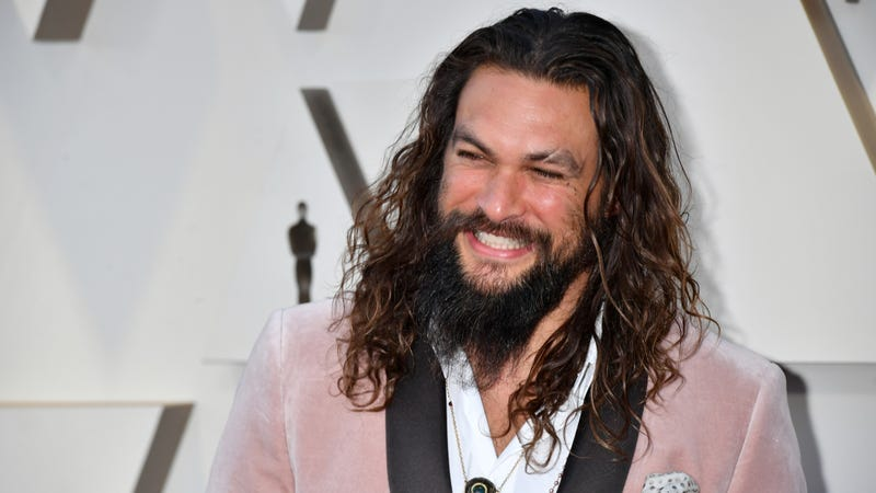 Of Course Jason Momoa Has A Life Hack For Girl Scout Cookies
