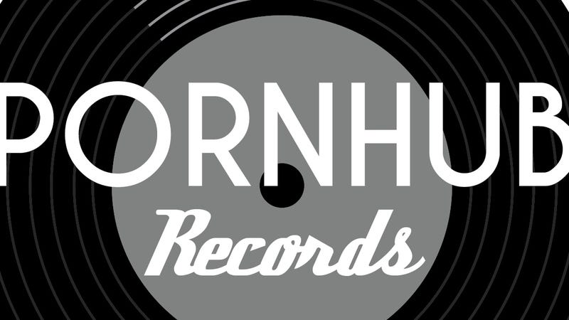 Illustration for article titled For Some Reason, PornHub Has a Record Label Now