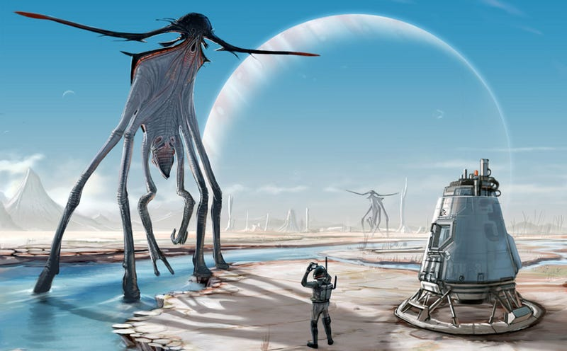 Illustration for article titled A New Scientific Model that Defines Alien Intelligence