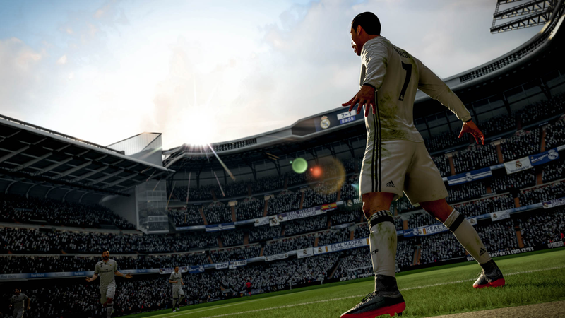 The Week In Games: Back To The Pitch