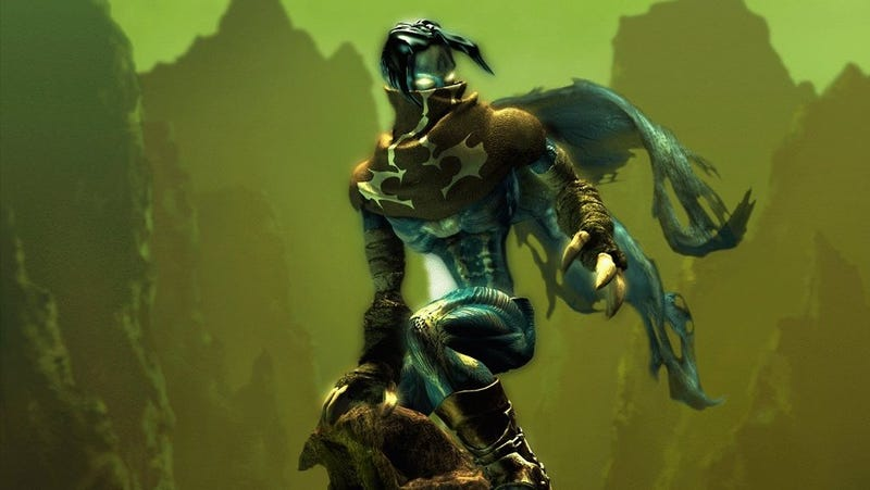 Illustration for article titled Reboot Could Make Soul Reaver Rise From the Grave