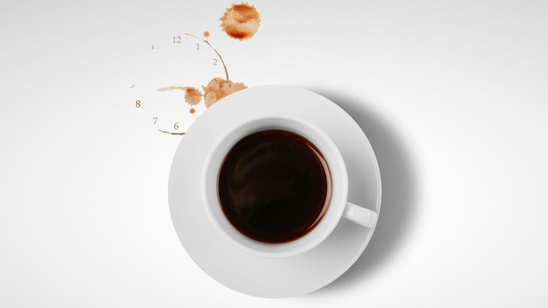 La mejor hora científicamente para tomar un café