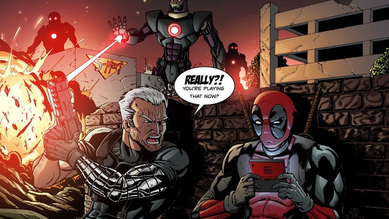 11 x men movie spinoffs we d like to see this weekend wolverine slashes his way into movie theaters but he s not the only x men character who deserves a separate movie in fact at comic con