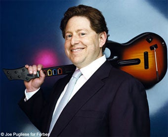 Illustration for article titled Bobby Kotick Hits The Cover Of Forbes, Does Not Worry