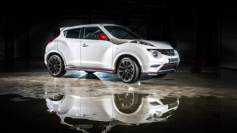 Illustration for article titled The Nissan Juke RS NISMO Will Be The Fastest Juke You Can Afford