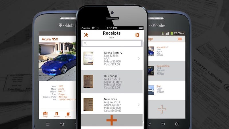 Autosist Is A Free App To Track Your Car S Maintenance Records Fuel