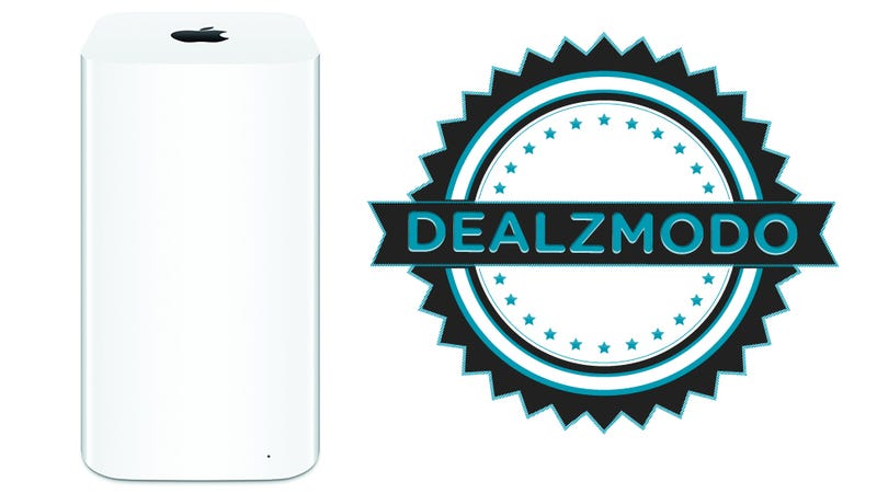 Illustration for article titled Airport Time Capsule 3TB, External Power To The Max, 1TB USB3 [Deals]