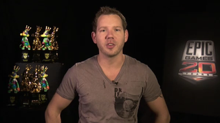 Illustration for article titled The Best Thing Cliff Bleszinski Ever Did…