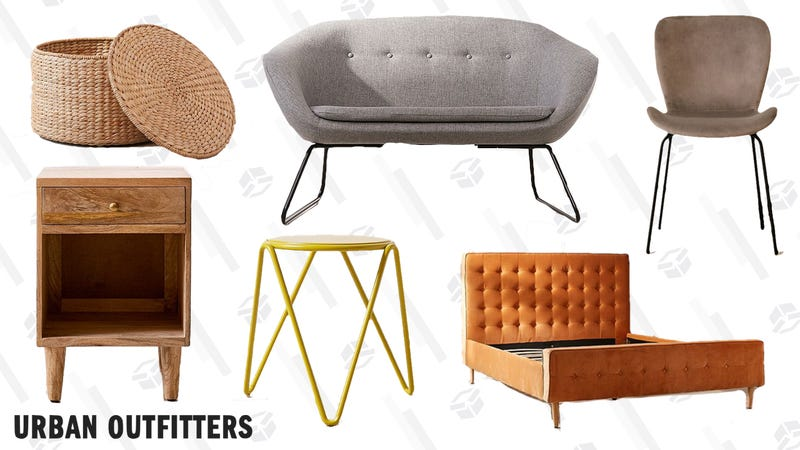 Up to 40% off select home items | Urban Outfitters