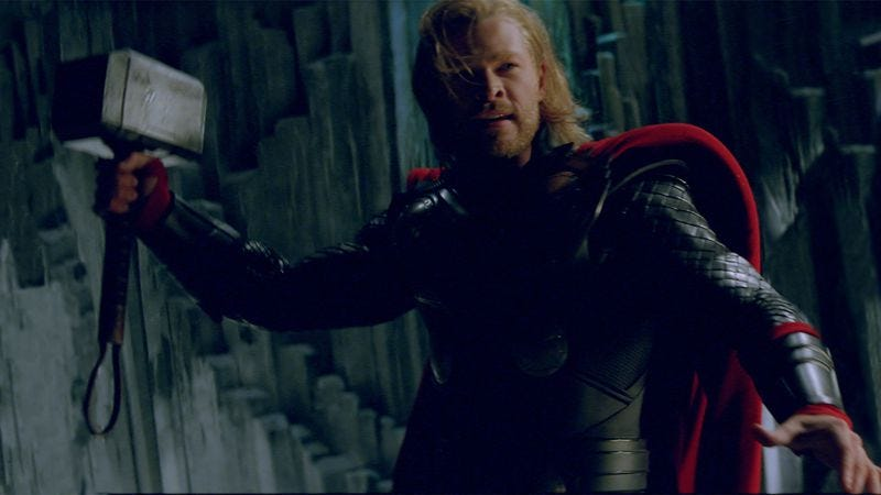 Illustration for article titled Thor will be back in 2013, but not with Kenneth Branagh